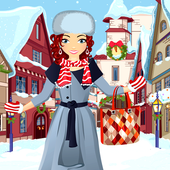 Winter Fashion Dress Up Games 1.5