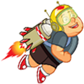 Jetpack Johnny 1