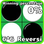 Win not Reversi6*6 3.1