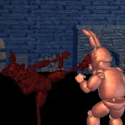 Street Night Battle Animatronic Fighter 2 1.0