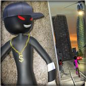Real Gangster Vegas Stickman Crime Simulator 1.0.6