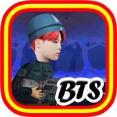 BTS Jimin Kpop Fighter 1.0