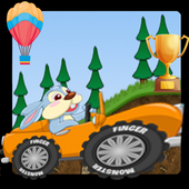 Bunny Ride Cartoon Race FREE 1.0