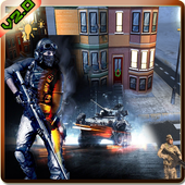 Terrorist  City War 2015-FPS 1.0