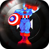 Captain Soldier America Run 1.0