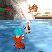 Goku blue special forces 1.0