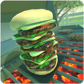 Mr. Hamburger Tower Builder 2 1.1