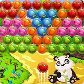 Farm Bubble - Panda Fruit 1.2