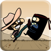 Cowboys vs Ninjas (endless) 1.0.3-play