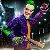 City Gangster Clown Attack 3D 1.15