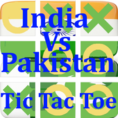 India Vs Pakistan Tic Tac Toe 1.0