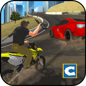 City Car American Gang Action Simulator 1.0