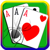 Spider Solitaire Card Game HD 4.1.3