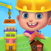 Little Builder Games For Kids 1.0