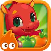Pig & Dragon Saga  - Cute Free Match 3 Puzzle Game 1.7.5