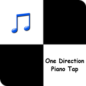 Piano Tap - One Direction 5