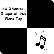 Piano Tap - Shape of You 6