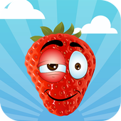 Running & jumping strawberry ! 1.0