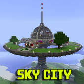 Skywars City for Minecraft PE 1.1