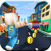 Train Kids Surf Craft Run 1.0.0