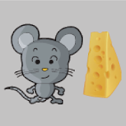 Moving Cheese -eat many cheese