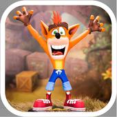 Crash Adventure Bandicoot :Mysterious Castle 1.1