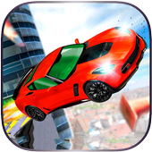 Crazy Roof Car Jumping Stunts 1.0
