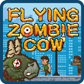 Flying Zombie Cow 1.0