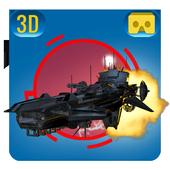 Space X Hunter VR 3.4