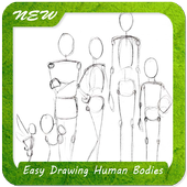 Easy Drawing Human Bodies 1.0
