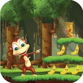 Curious Banana Monkey Run 1.2