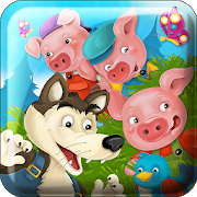 Three Pigs Jigsaw Puzzle Game 1.0