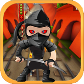 Subway Ninja Castle Rush 1.0