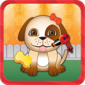Bathing Dogs Caring Game 1.2