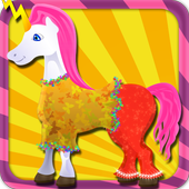 Unicorns dress up 1.1