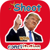 Shoot Trump With Constitution 1.0