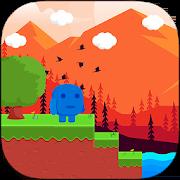 Blue boy big - The Shadow Forest Red 1.0