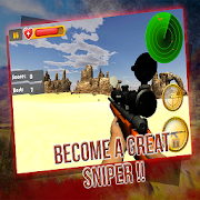 Desert Sniper: Counter Shooter 1.0