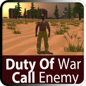 Duty Of War Call Enemy 0.0.0.9