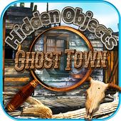 Hidden Objects Ghost Town Haunted Halloween Object 1.1