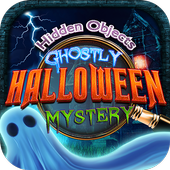 Hidden Object Halloween Ghosts Mystery Puzzle Game 1.3