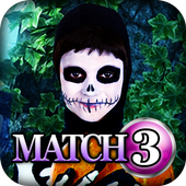 Match 3: Halloween Adventure 1.0.0