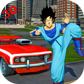 Super Dragon Goku Fusion Hero 1.0.1