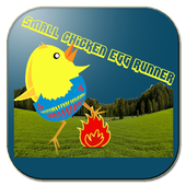 Small Chicken Egg Runner 1