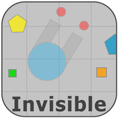 Invisible skin for Diep.io 1.0