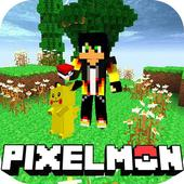 Pixelmon craft III: Open world 1