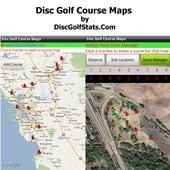 Disc Golf Course Maps 1.2.0