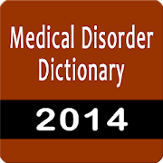 Medical Disorder Dictionary 0.0.5