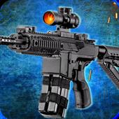 Frontline Combat Sniper Shoot Strike: Modern Fury 1.0