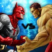 Superhero Fighting Game: Ultimate Street Champions